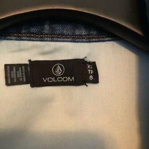 Volcom Jackets & Coats - Volcom Stone Denim Jacket
